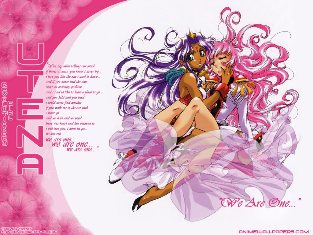 Revolutionary Girl Utena Anime Wallpaper # 9