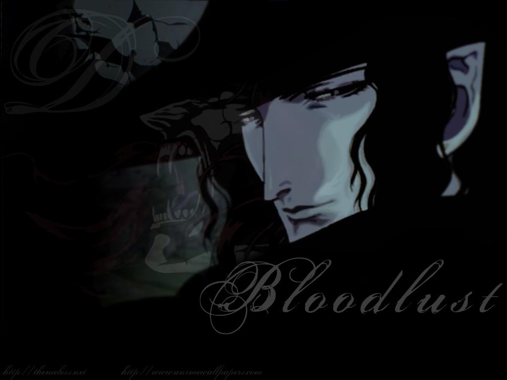 Vampire Hunter D Anime Wallpaper # 2