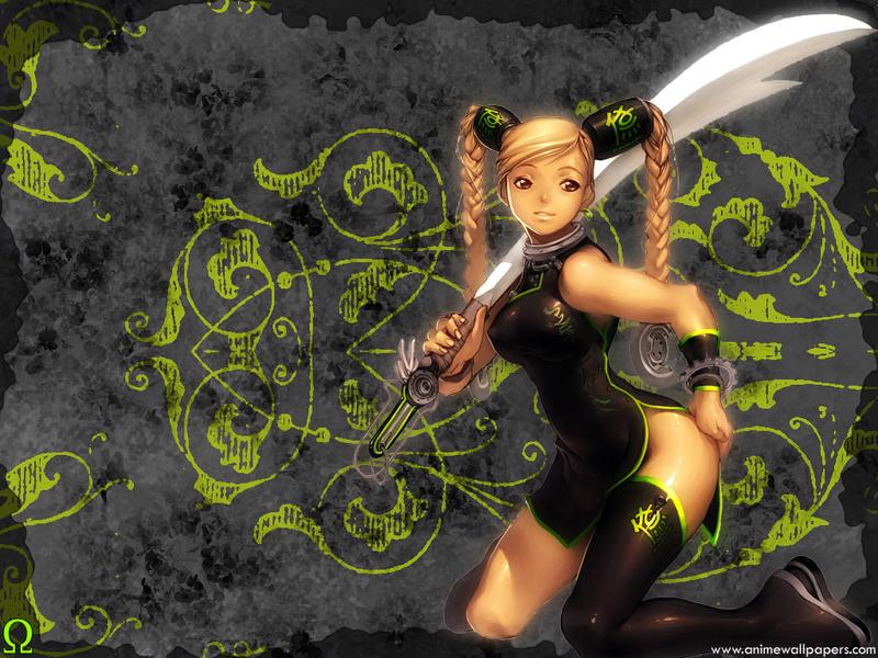 War of Genesis III Anime Wallpaper # 17