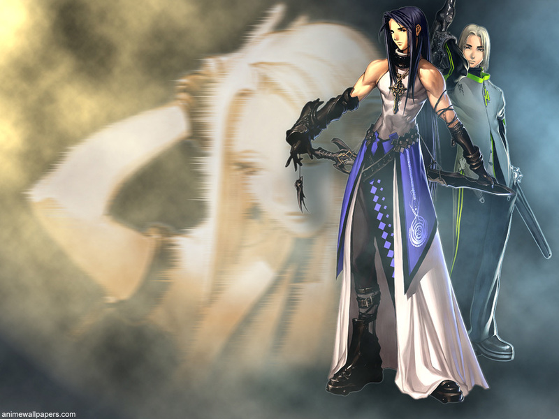 War of Genesis III Anime Wallpaper # 22