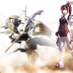 War of Genesis III Anime Wallpaper # 23