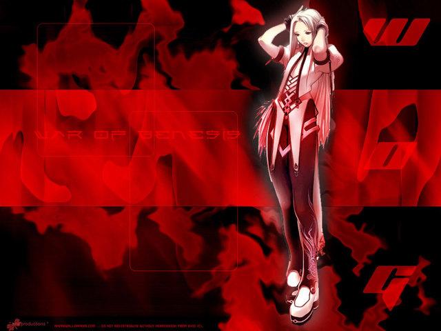 War of Genesis III Anime Wallpaper #35