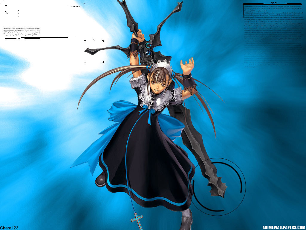 War of Genesis III Anime Wallpaper # 43