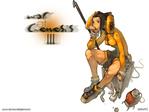 War of Genesis III Anime Wallpaper # 49