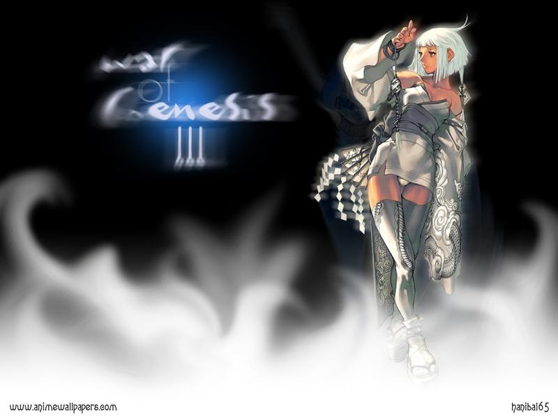 War of Genesis III Anime Wallpaper # 50