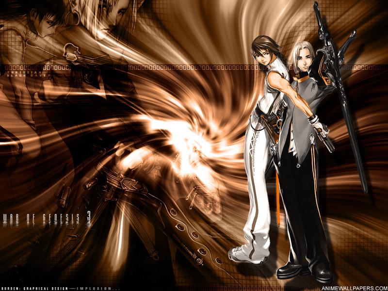 War of Genesis III Anime Wallpaper # 55