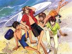 Weiss Kreuz Anime Wallpaper # 4