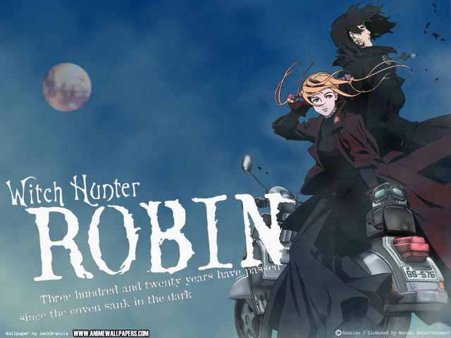 Witch Hunter Robin Anime Wallpaper #1