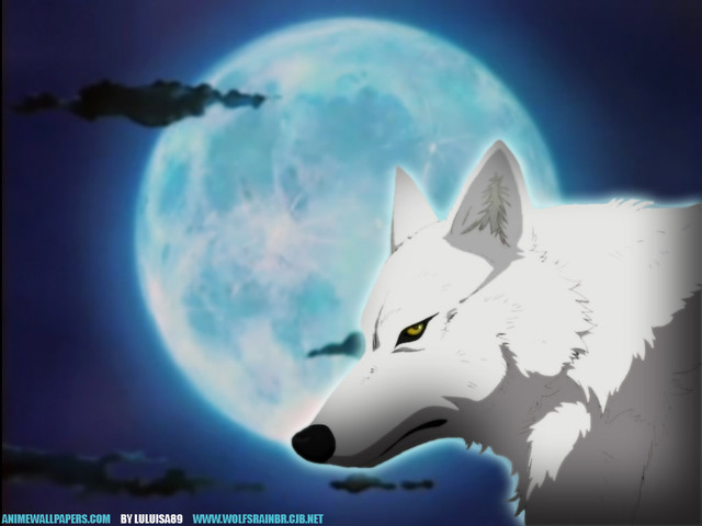 Wolf's Rain Anime Wallpaper #9