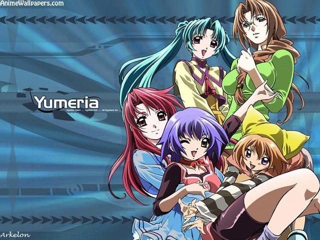 Yumeria Anime Wallpaper #1