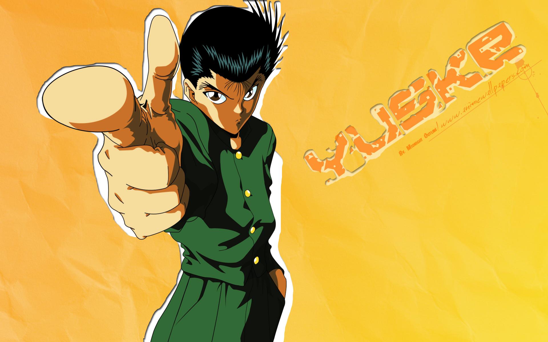 Yuu Yuu Hakusho Anime Wallpaper # 5