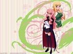Zero no Tsukaima Anime Wallpaper # 2