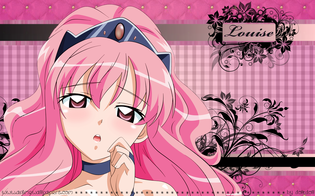 Zero no Tsukaima Anime Wallpaper # 5