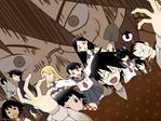 Sayonara Zetsubou Sensei Anime Wallpaper # 1